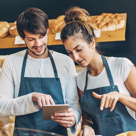 Personalplanung und Zeitwirtschaft für Bäckereien