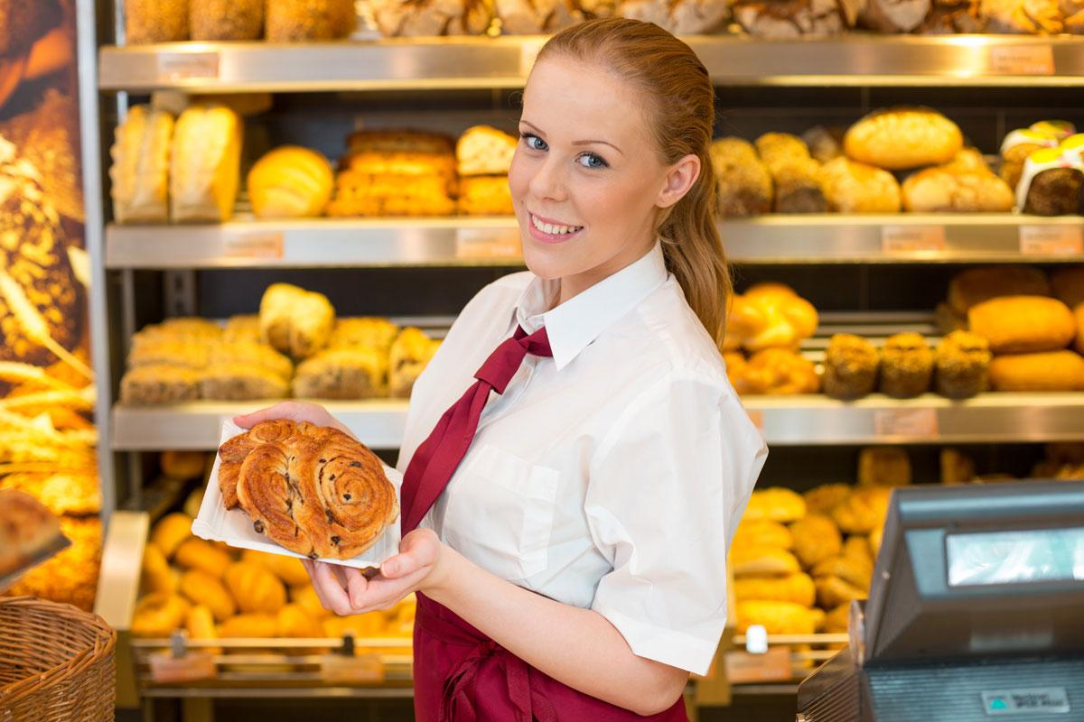 Bäckereibetrieb