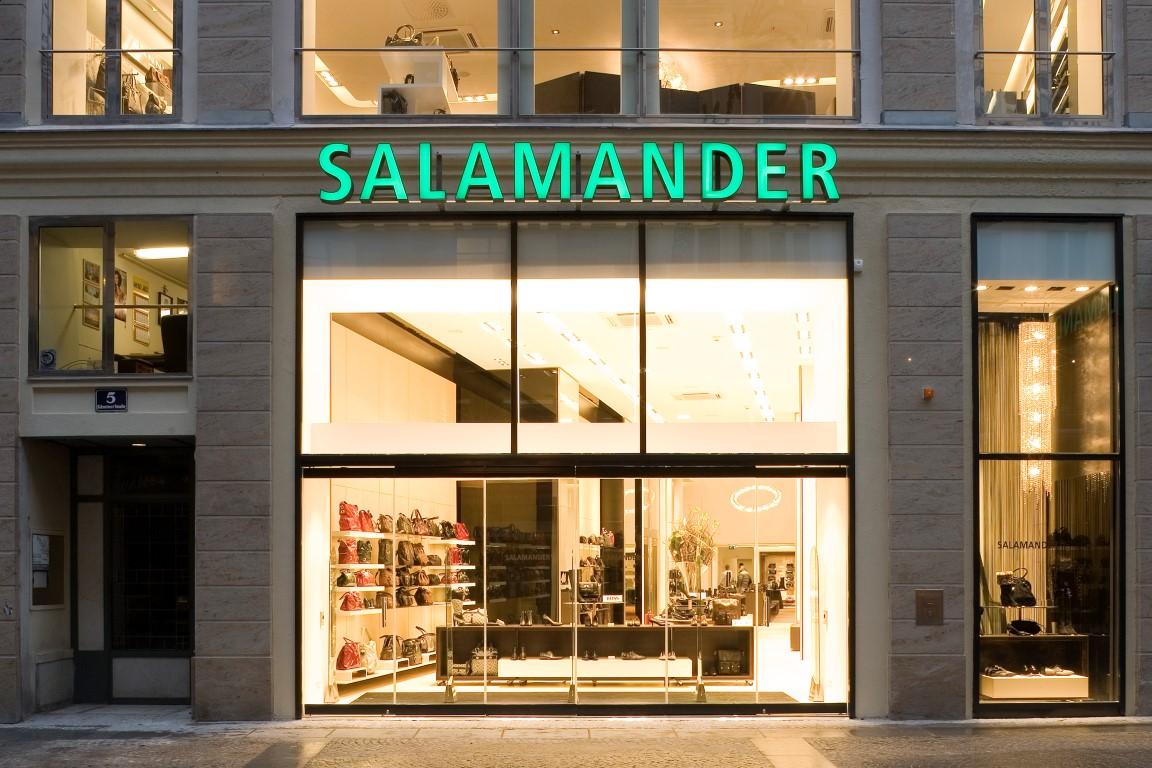 Salamander Österreich