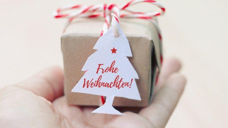 """""""Spende statt Karte"""" SEAK Weihnachtsaktion"""