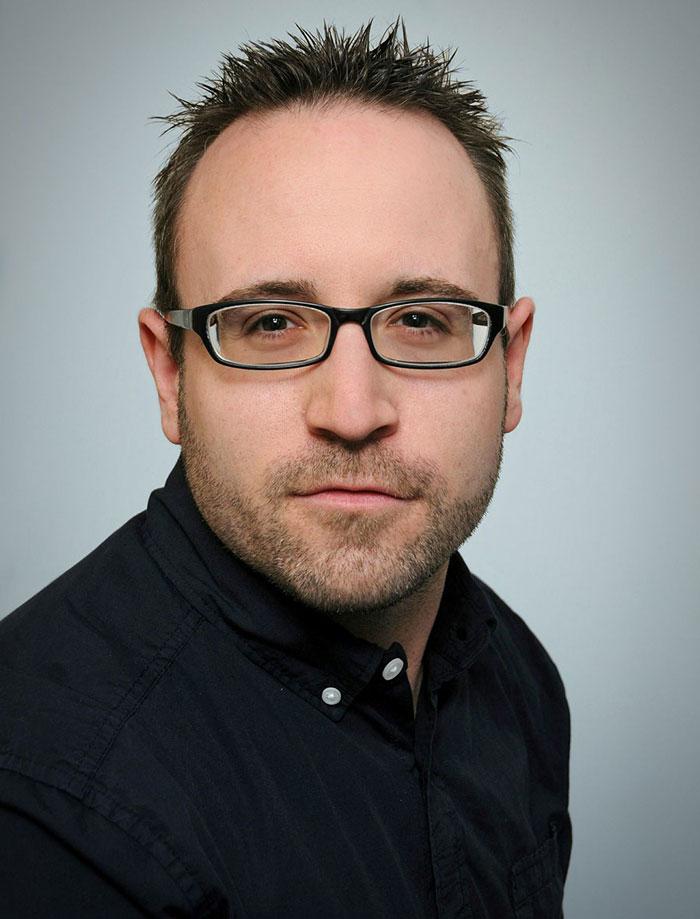 Managing director Daniel Förstemann