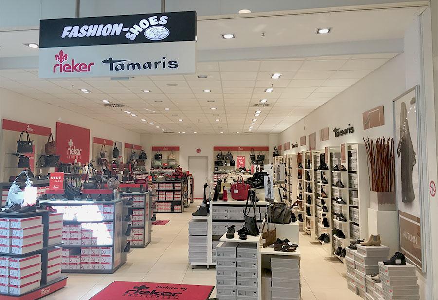 Filiale Schuhhandel Förstemann | www.seak.de