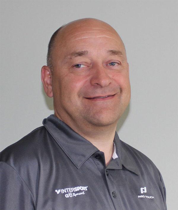 GÜ Sport Geschäftsführer Rüdiger Günl