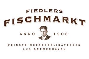 Fiedlers Fischmarkt Logo