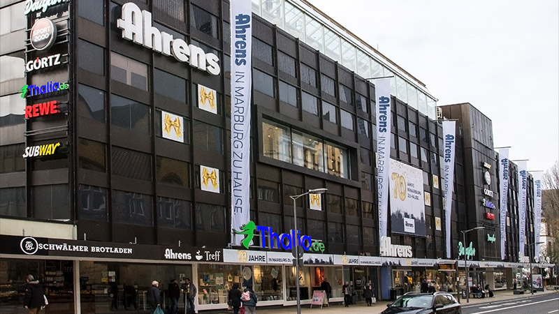 Kaufhaus Ahrens