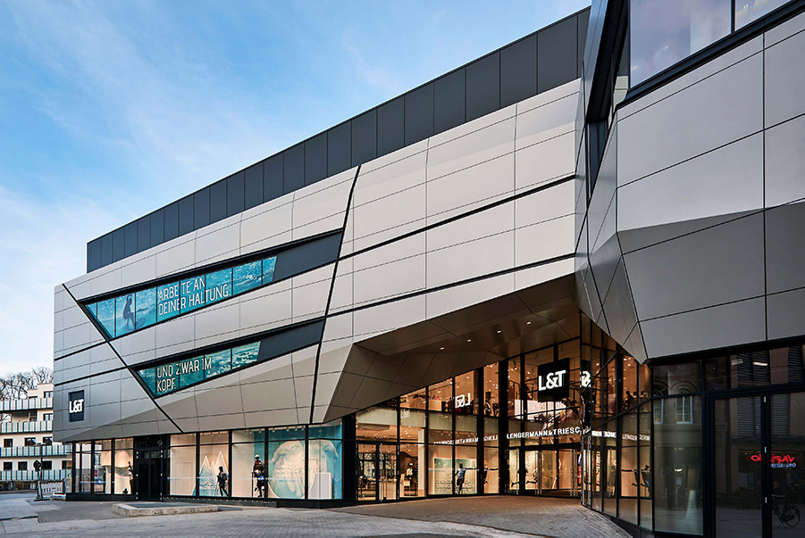 L&T Sporthaus | www.seak.de