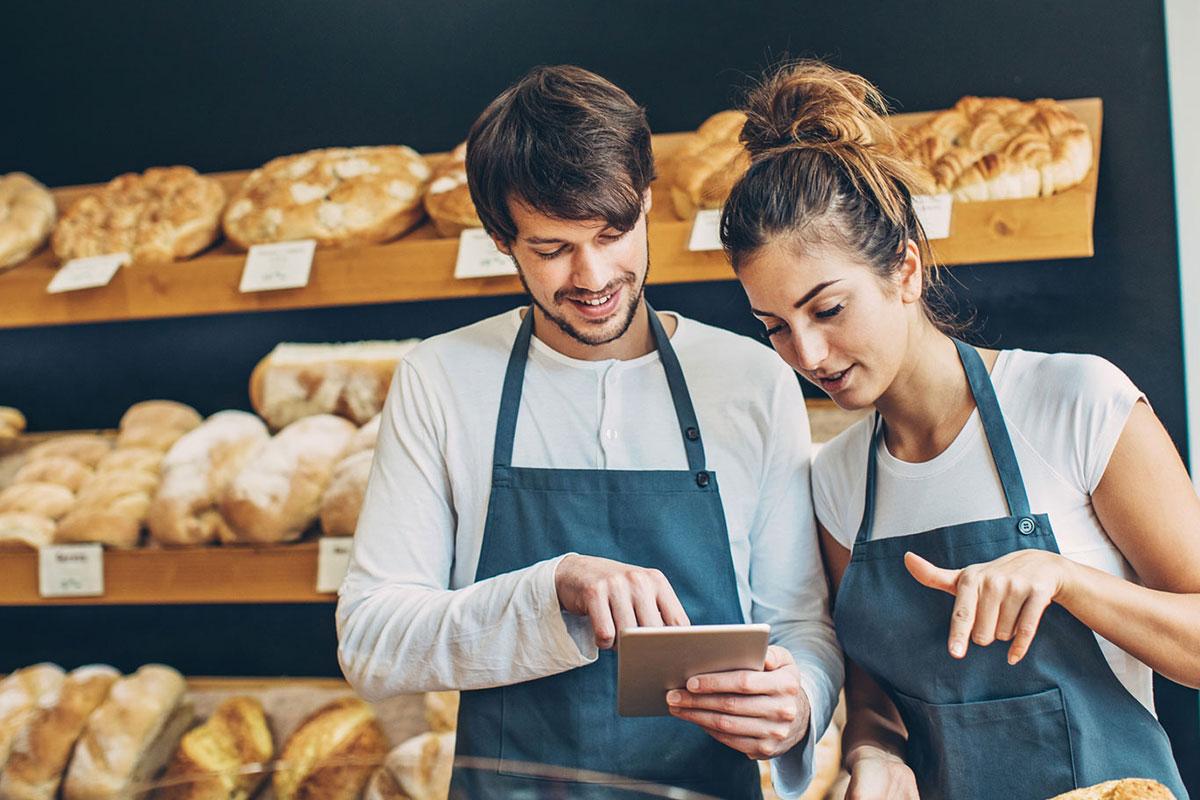 Einsatzplanung + Zeitwirtschaft in Bäckereien | www.seak,.de