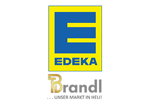 Edeka Logo Brandl